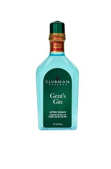 Clubman Reserve, Gent's Gin After Shave Lotion, 6 oz