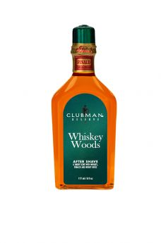 Clubman Reserve, Whiskey Woods After Shave Lotion, 6 oz