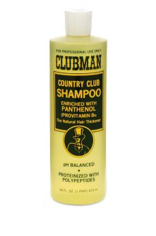 Country Club Shampoo
