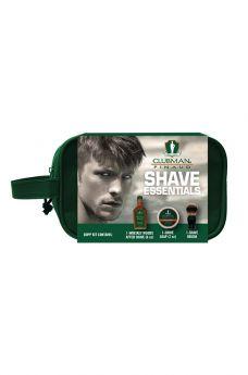 Clubman Shave Essentials Dopp Kit