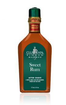 Clubman Reserve, Sweet Rum After Shave Lotion, 6 fl oz