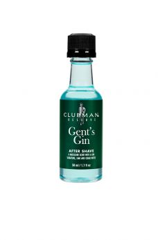 Clubman Reserve, Gent's Gin After Shave Lotion, 1.7 oz