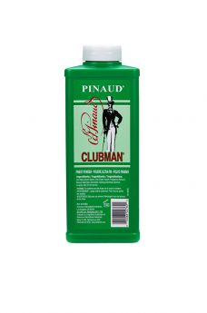 Clubman Finest Powder, White, 9 oz