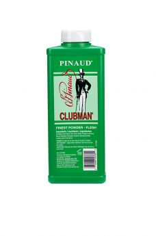 Clubman Finest Powder, Flesh, 9 oz