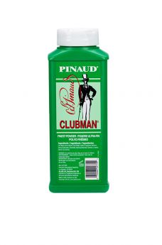 Clubman Finest Powder, White, 4 oz