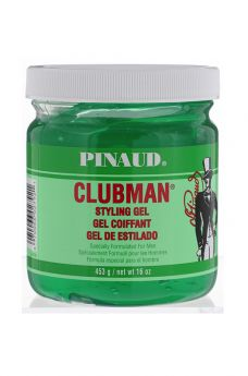 Clubman Pinaud Styling Gel, 16 oz