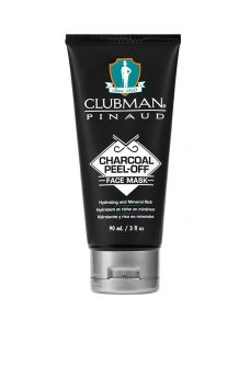 Clubman Peel-off Black Mask