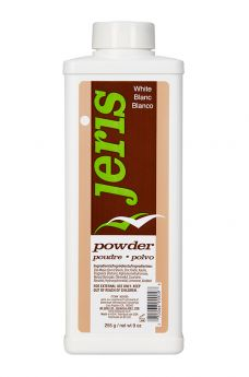 Jeris Powder, White, 9 oz