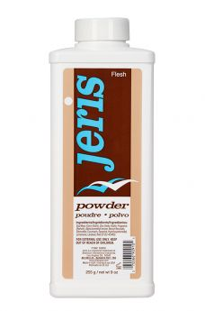 Jeris Powder, Flesh, 9 oz