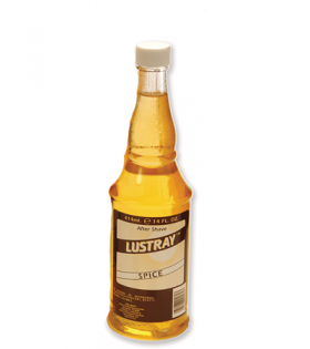 Lustray Spice After Shave, 14 oz