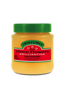 Tres Flores Brilliantine Solid, 3.25 oz